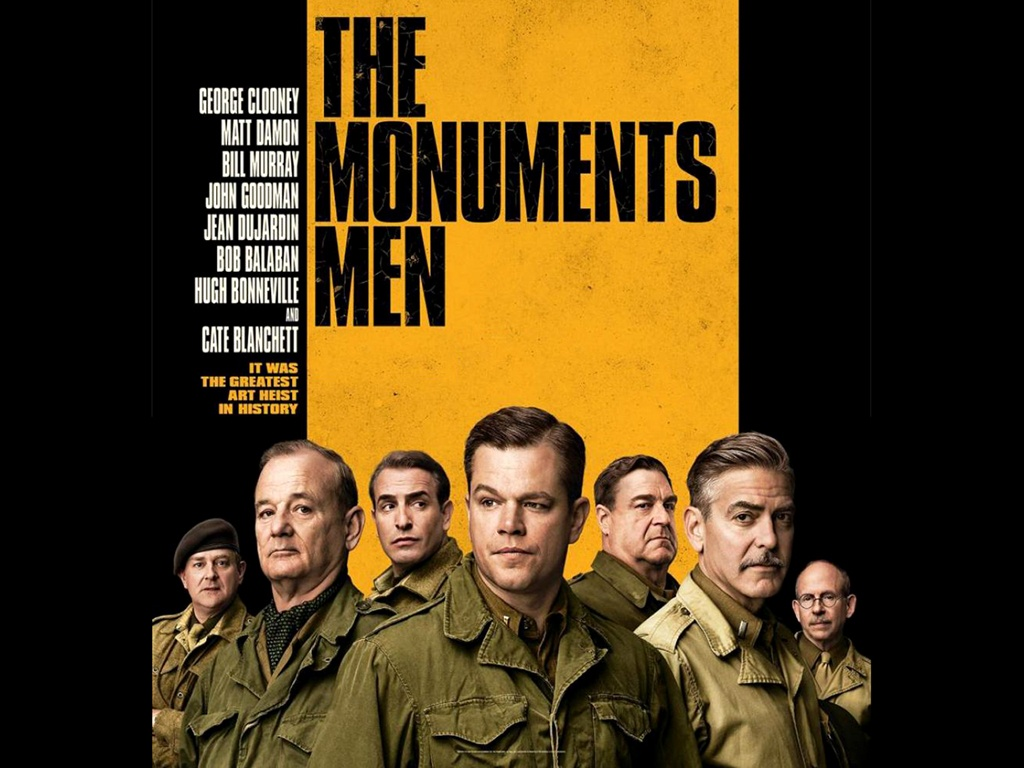 , Watch The Monuments Men (2014) Online Free, Watch The Monuments Men